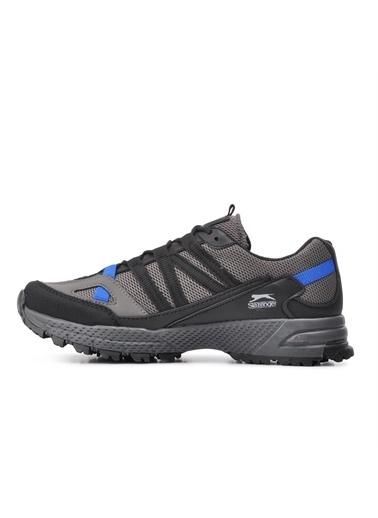 Slazenger Kadın ARASTA Koşu Ayakkabısı SA11RK031 Gri